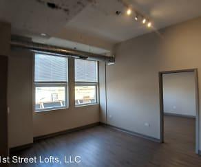 21st Street Lofts, National Teachers Elementary Academy, Chicago, IL