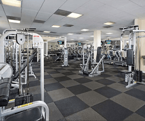 Fitness Weight Room, Homecoming at Terra Vista