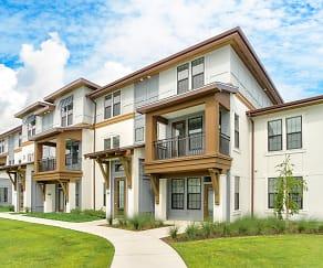 Building, Ridgelake