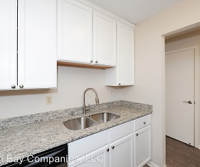 Kitchen, Westwood Apartments