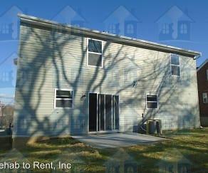 Building, 3475 Ridgewood Avenue