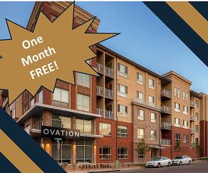 Community Signage, Ovation Apartment Homes
