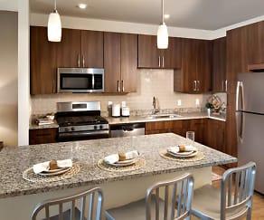 Kitchen, Avalon Easton Apartments