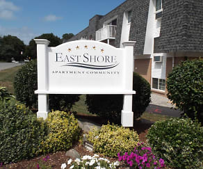 Building, East Shore Apartments
