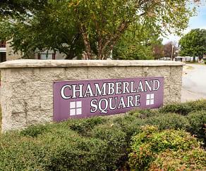 Community Signage, Chamberland Square