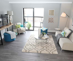 Living Room, Park Plaza