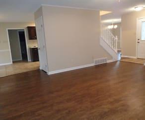 Living Room, 7770 Hawkcrest Drive