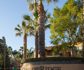 Community Signage, Shadow Ridge Apartments