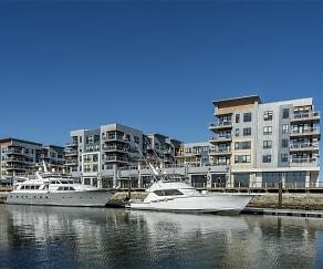 Building, Meriel Marina Bay