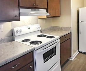 Kitchen, Columbus Crossing