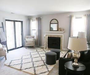Living Room, Remington Place