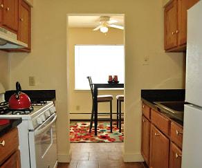 Kitchen, Carolina Village