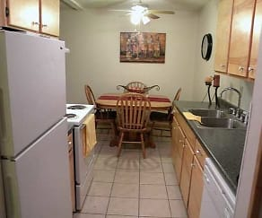 Kitchen, The Remington