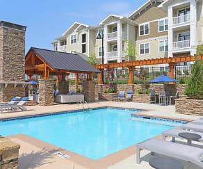 Pool, Grand Oak At Town Park