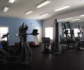 Fitness Weight Room, Oakbrook Village