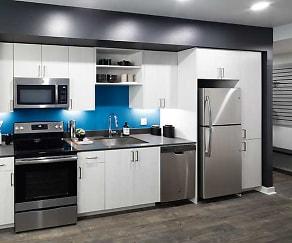 Kitchen, AVA Esterra Park