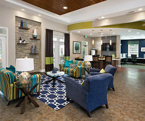 Clubhouse Lounge - Welcome!, Addison At Swift Creek