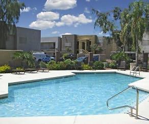 Pool, Newport Apartment Homes