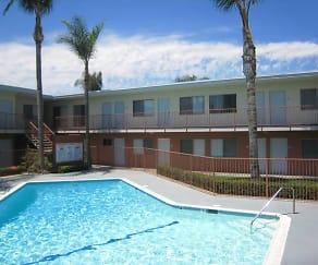 Building, Mission Suites Apartments