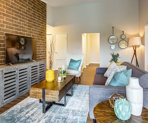 Living Room, Orion Arlington Lakes