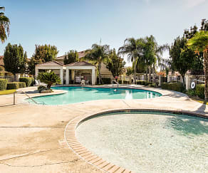 Pool, Phoenix Townhomes