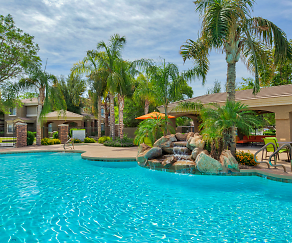 Pool, The Palms at Augusta Ranch