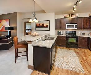 Kitchen, Gables Midtown