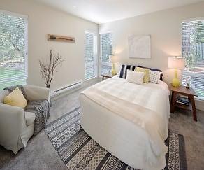 Bedroom, Woodcreek Apartments