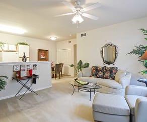 Living Room, Oak Grove