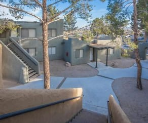 Building, Montara Apartments
