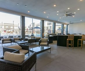 EVO Apartments, Grant Sawyer Middle School, Las Vegas, NV