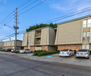 Building, Golden Key Rental Center