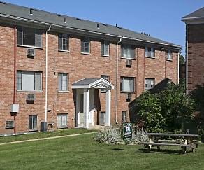 Building, Sage Terrace Apartments