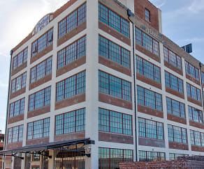 Building, Steelcote Lofts