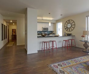Living Room, Green Lake Village