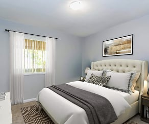 Bedroom, Sienna Ridge