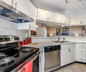Kitchen, Winthrop West Apartment Homes