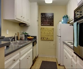 Kitchen, Covina Grand