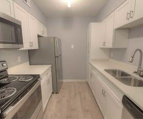 Kitchen, Madison Place