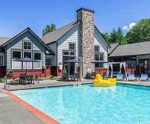 Pool, Arrive North Bend