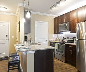 Kitchen, The Oasis At Plainville