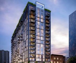 Building, City Club Apartments CBD Minneapolis