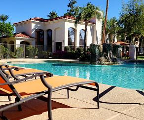 Pool, San Montego Luxury Apartments