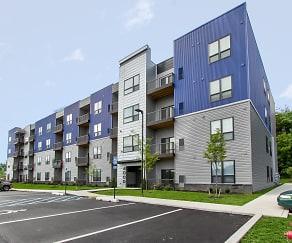 Building, Park West 205