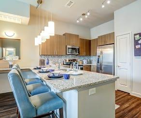 Kitchen, 801 LasCo