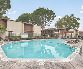 Pool, Raintree Apartment Homes