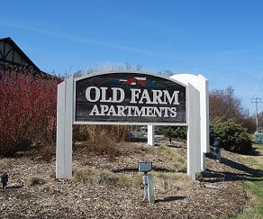 Community Signage, Old Farm Apartments