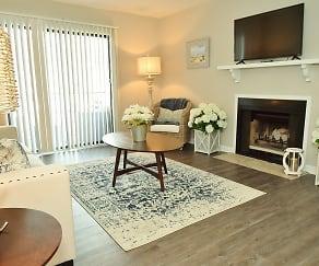 Oakleigh Apartments, Oak Hills Place, LA