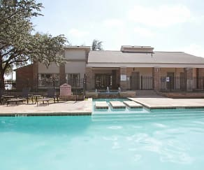Pool, The Park At Caldera