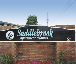 Community Signage, Saddlebrook